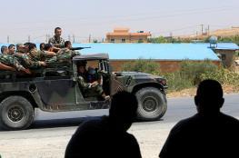 الجيش اللبناني يعلن عملية عسكرية لطرد داعش