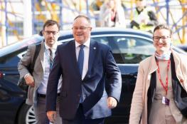 الرئيس البلغاري في زيارة تاريخية لرام الله غدا
