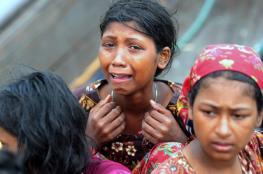 146 ألفا فروا من مجازر جيش ميانمار