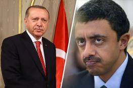أنباء عن وساطة سرية بين الإمارات وتركيا