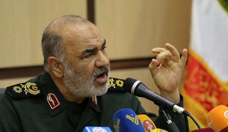 """قائد الحرس الثوري :"""" حزب الله قادر على القضاء على أي تهديد إسرائيلي"""""""
