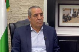 الشيخ يرد على غانتس : عليك انهاء الاحتلال قبل زيارة رام الله