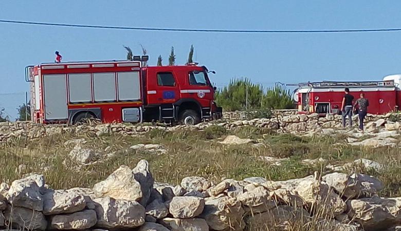 الدفاع المدني يتعامل مع 816 حادث إطفاء وإنقاذ خلال الأسبوع الماضي