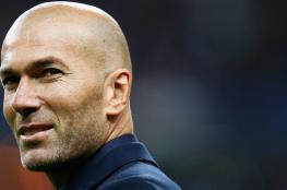 زيدان يحسم مسألة تعاقدات ريال مدريد الشتوية مبكرًا