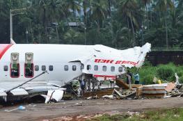 طواقم انقاذ الطائرة الهندية المنكوبة يعيشون الصدمة