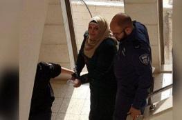 ام لخمسة أطفال ..محكمة الاحتلال تقضي بسجن سيدة مقدسية 10 سنوات