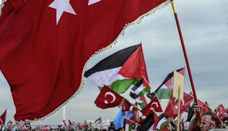 فلسطين تشيد بمواقف تركيا الداعمة لقضيتها العادلة
