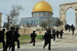 قريع يدعو المجتمع الدولي لتوفير الحماية للمسجد الأقصى
