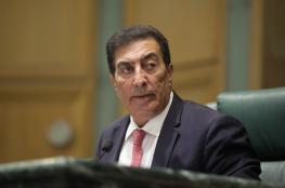 """رئيس مجلس النواب الاردني يحذر """"اسرائيل"""" من الغليان والفوضى"""