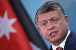 الملك الأردني يؤكد بذل أقصى الجهود لدعم صمود المقدسيين