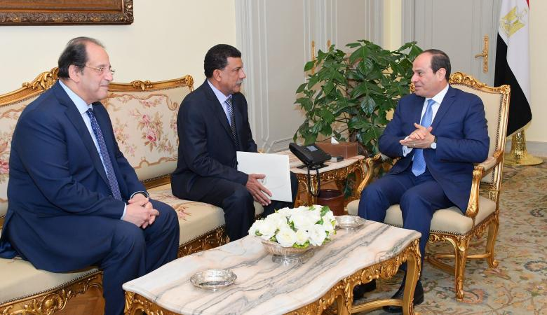 مصر تستضيف اجتماعين حول السودان ولييبا
