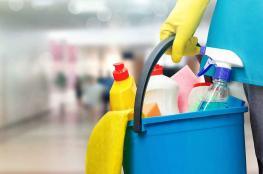 """""""الاقتصاد"""" تغلق منشأة تنتج منظفات تشكل خطرا على المستهلك في الخليل"""