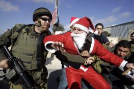 قرار ترامب حول القدس جعل من عيد الميلاد ثقيلا في فلسطين