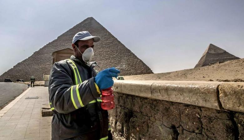 """مصر: تسجيل 46 حالة وفاة و1399 إصابة جديدة بفيروس """"كورونا"""""""