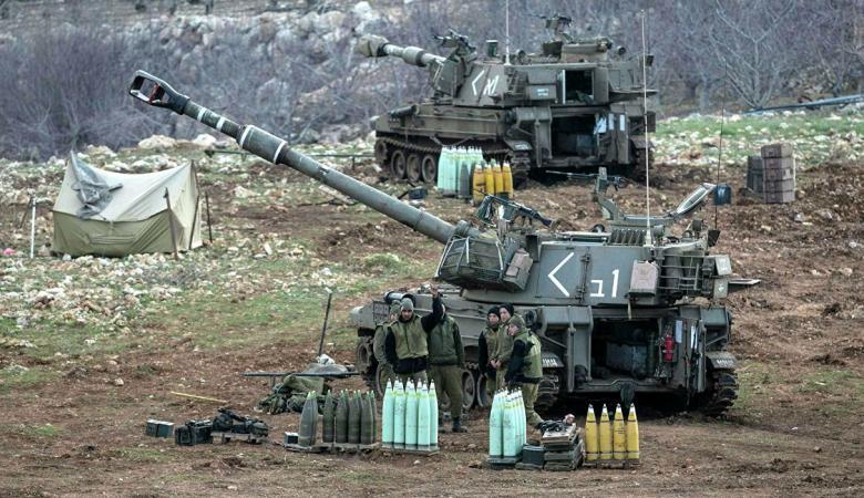 سماع دوي انفجارات في الجولان السوري المحتل