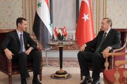 أردوغان يكشف عن تفاصيل مكالمة أجراها مع بشار الأسد