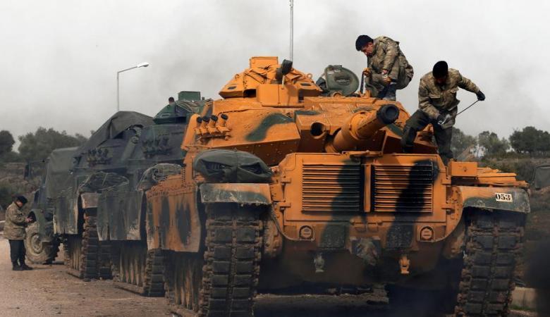 الاتحاد الاوروبي يبحث فرض عقوبات على تركيا بسبب عملياتها ضد الاكراد