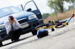 الشرطة : وفاة طفل في حادث سير