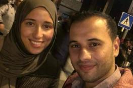 حسن من غزة وابتهال من نابلس خطيبان يلتقيان بعد فراق استمر 4 سنوات