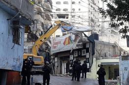 منظمة التحرير: إٍسرائيل تخطط لسحب صلاحيات الأونروا في مخيم شعفاط