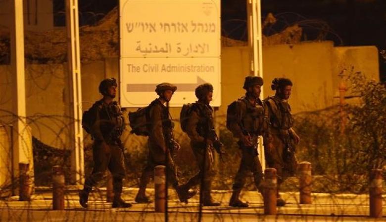 الاحتلال يغلق طريقا رئيسياً يؤدي الى مدينة رام الله