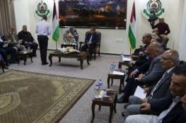 حماس ترحب بوفد فتح والحكومة للعمل في غزة