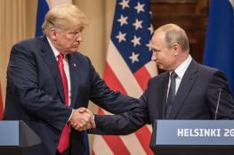 """ترامب يتوعد بوتين في """"الملاكمة """""""