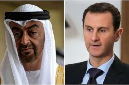"""الرئاسة السورية تعلق على التطبيع بين الامارات و""""اسرائيل """""""