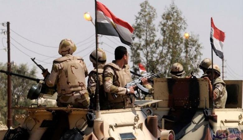 مقتل جندي في هجوم على مدرعة للشرطة بشمال سيناء