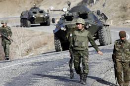 تعزيزات عسكرية تركية تصل إلى شمال سوريا قرب مناطق سيطرة الأكراد