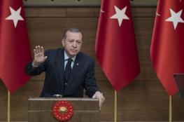 اردوغان : متمسكون بالمقاومة من اجل الدفاع عن الاقصى