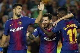 رواتب لاعبي برشلونة الأعلى بين أندية الكرة بالعالم