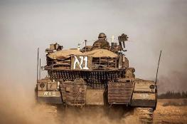 جرافات ودبابات اسرائيلية تتوغل شرق مدينة رفح