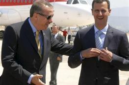 """تركيا تكشف عن شرطها لاعادة التعاون مع """"بشار الأسد """""""