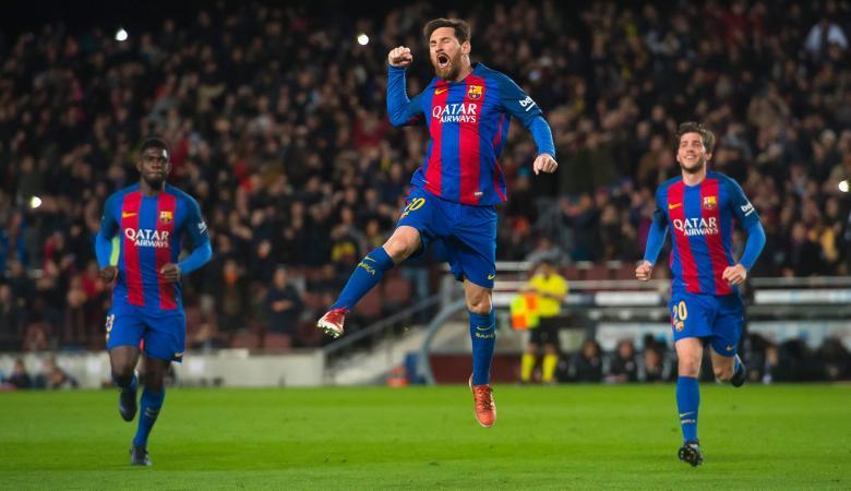 برشلونة يعبر بلباو ويتأهل لربع نهائي كأس ملك إسبانيا