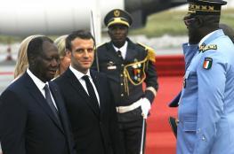 ماكرون: الاستعمار خطأ جسيم ارتكبته فرنسا