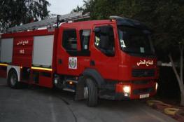 الشرطة تكشف سبب انفجار محل بصريات في رام الله