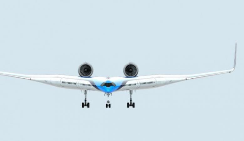 أغرب تصميم لطائرة في العالم
