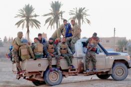 الآلاف من مقاتلي داعش يغادرون المعقل الاخير للتنظيم في سوريا