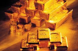 الذهب يرتفع الى اعلى مستوى له في اكثر من اسبوع