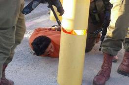 بالصور: تفاصيل اعتقال فتاة شمال رام الله بزعم محاولتها تنفيذ عملية طعن