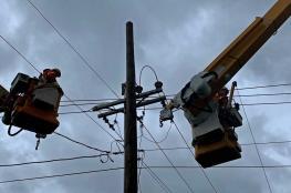 كهرباء القدس : نعمل على انهاء الانقطاعات المتكررة للكهرباء