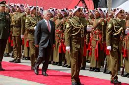 ملك البحرين يؤكد للعاهل الاردني موقفه الرافض لخطة الضم