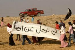 الاحتلال يهدم  العراقيب للمرة الـ109