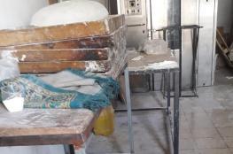 إيقاف مخبز عن العمل في الخليل