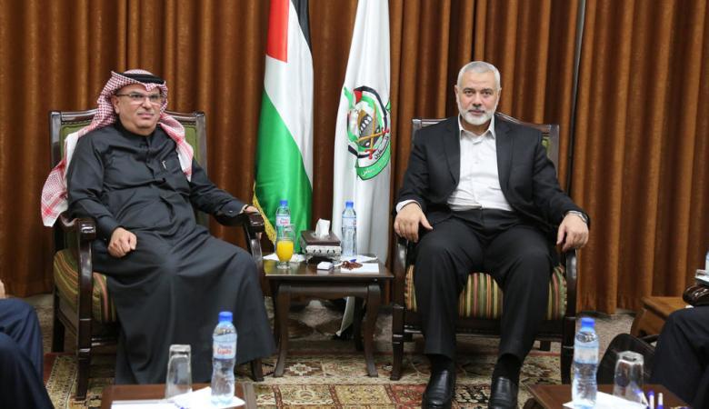 """العمادي: حماس و""""إسرائيل"""" لا تريدان الحرب"""