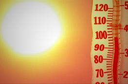 حالة الطقس: درجات الحرارة أعلى من معدلها بحدود 3 درجات