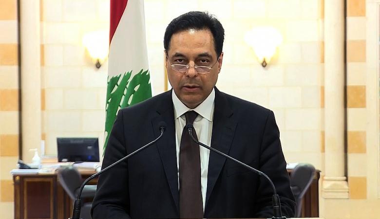 """رئيس وزراء لبنان يقدم استقالته : """"اللي استحوا ماتوا """""""