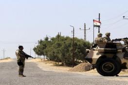 الجيش المصري يقتل 3 مسلحين خلال اشتباكات في سيناء
