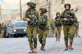 اسرائيل تعلن اعتقال خلية من طولكرم نفذت عمليات اطلاق نار